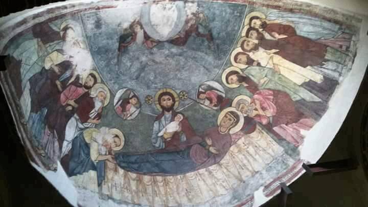 Dormition Mary Deir al-Surian