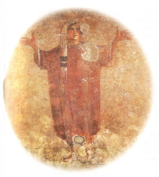 Early Christian Woman
